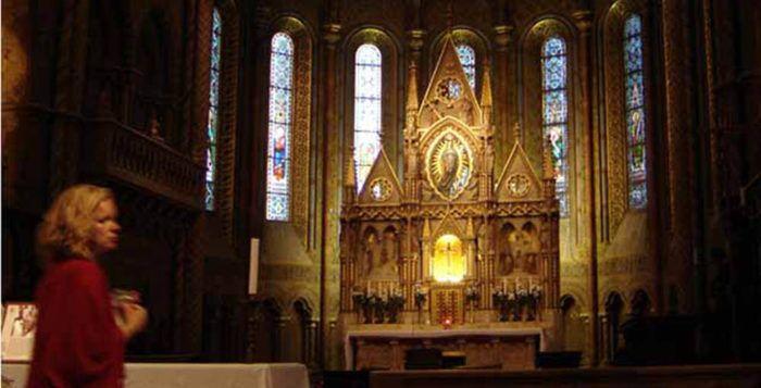 Iglesia - Foto: Jordi Casasempere