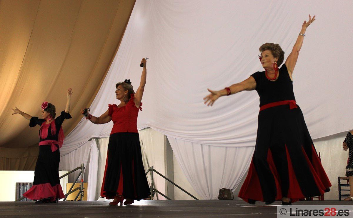 710 personas mayores disfrutan de la Feria en la Caseta Municipal