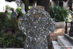 Remate de lápida en el Cementerio Inglés de Linares