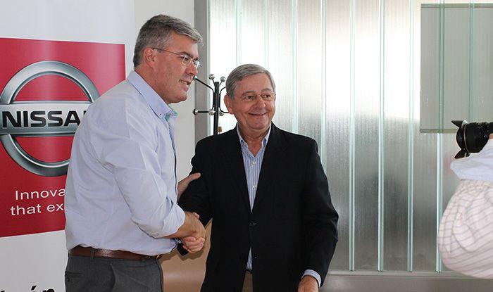 GRUPO ÁVOLO firma un convenio de colaboración con el Ayuntamiento de Jaén