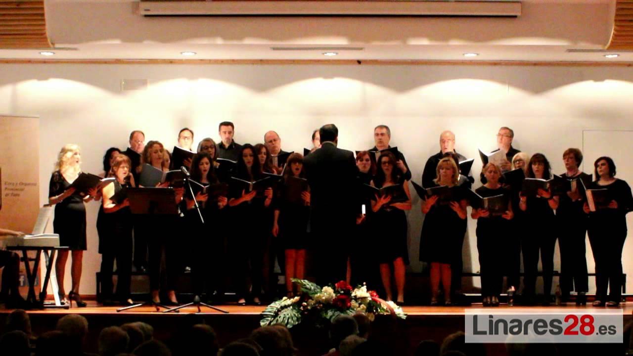 """El """"Coro y Orquesta Provincial de Jaén"""" actúa en el Auditorio"""
