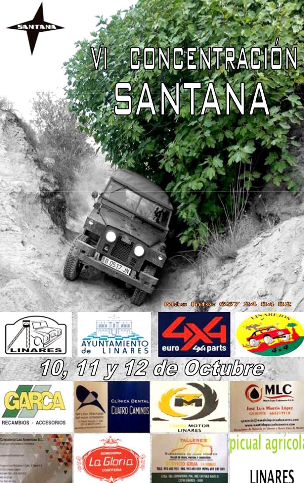 """VI Concentración """"Santana"""""""