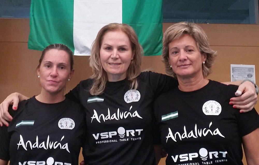 El CTM de Linares en la ETTU WOMAN CUP de la liga europea