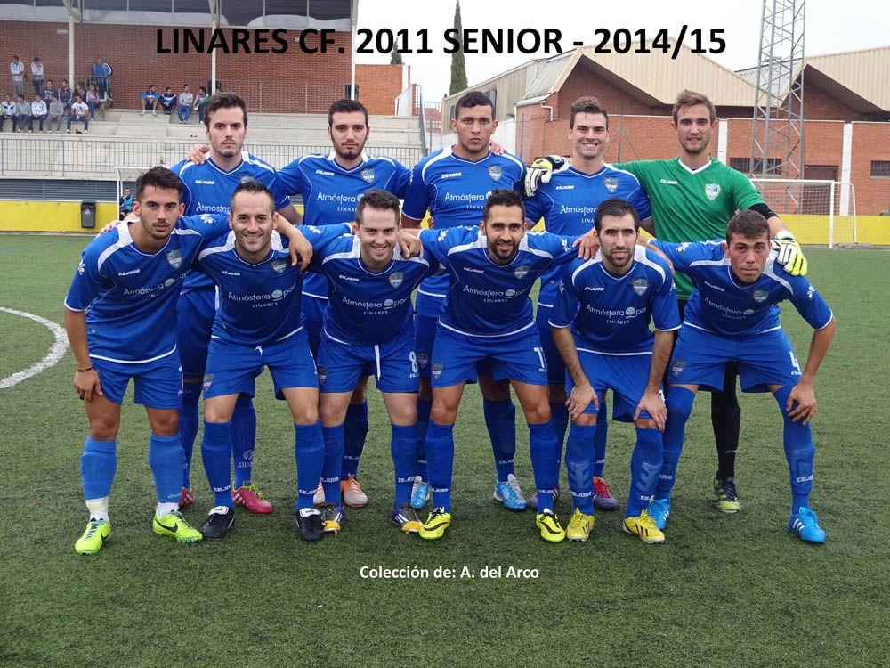 """LINARES CF. 2011 SÉNIOR, """"LOS LINARENSES SIGUEN LÍDERES"""""""