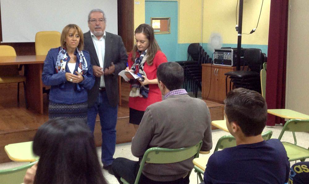 El IES Oretania entra en un programa preventivo sobre delincuencia juvenil