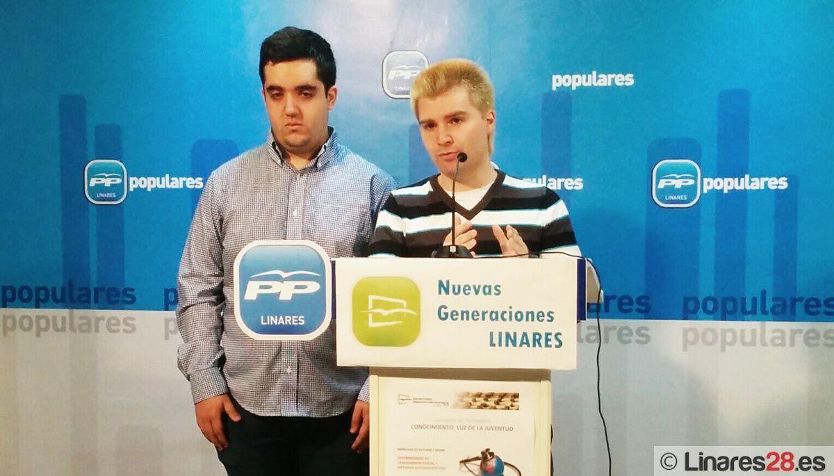 Nuevas Generaciones exige la implicación del Ayuntamiento para ofrecer a los estudiantes un servicio de autobús más económico y directo a la Universidad de Jaén