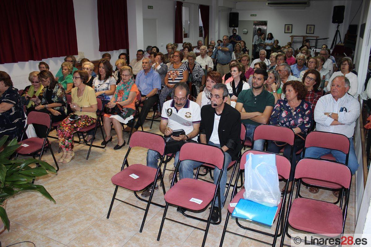 """Linares celebra el """"Día de los Mayores"""""""
