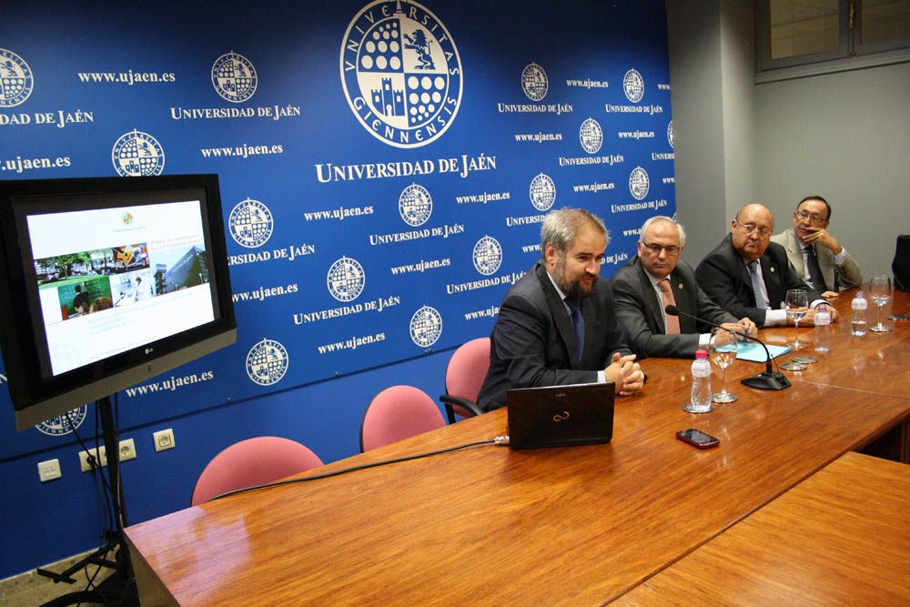 La UJA agrupa toda la información sobre su gestión en un Portal de Transparencia