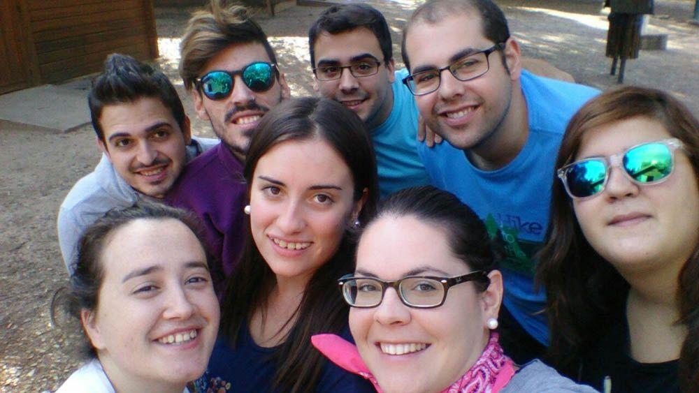 Jornadas de trabajo de los corresponsales juveniles de Linares