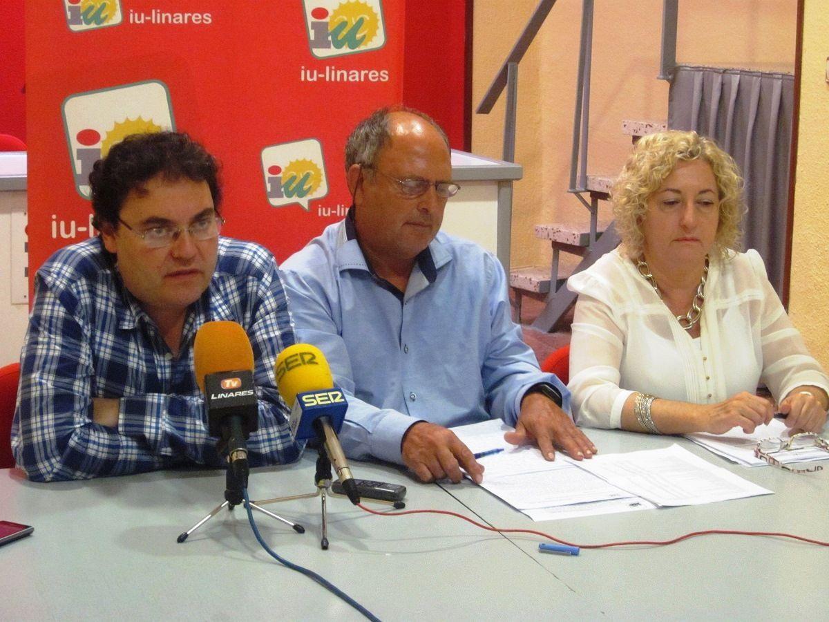 IU apuesta por la reindustrialización de Linares en sus enmiendas a los Presupuestos Generales del Estado