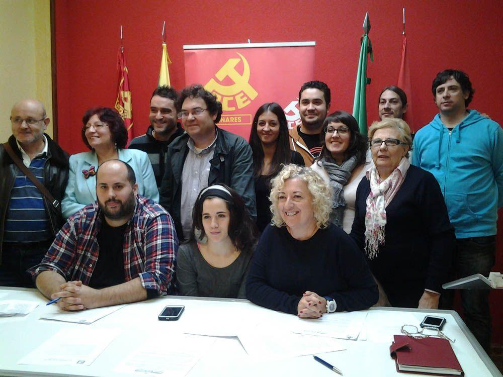 El XI Congreso Local del Partido Comunista ha elegido a Sebastián Martínez Secretario Político de la Agrupación de Linares
