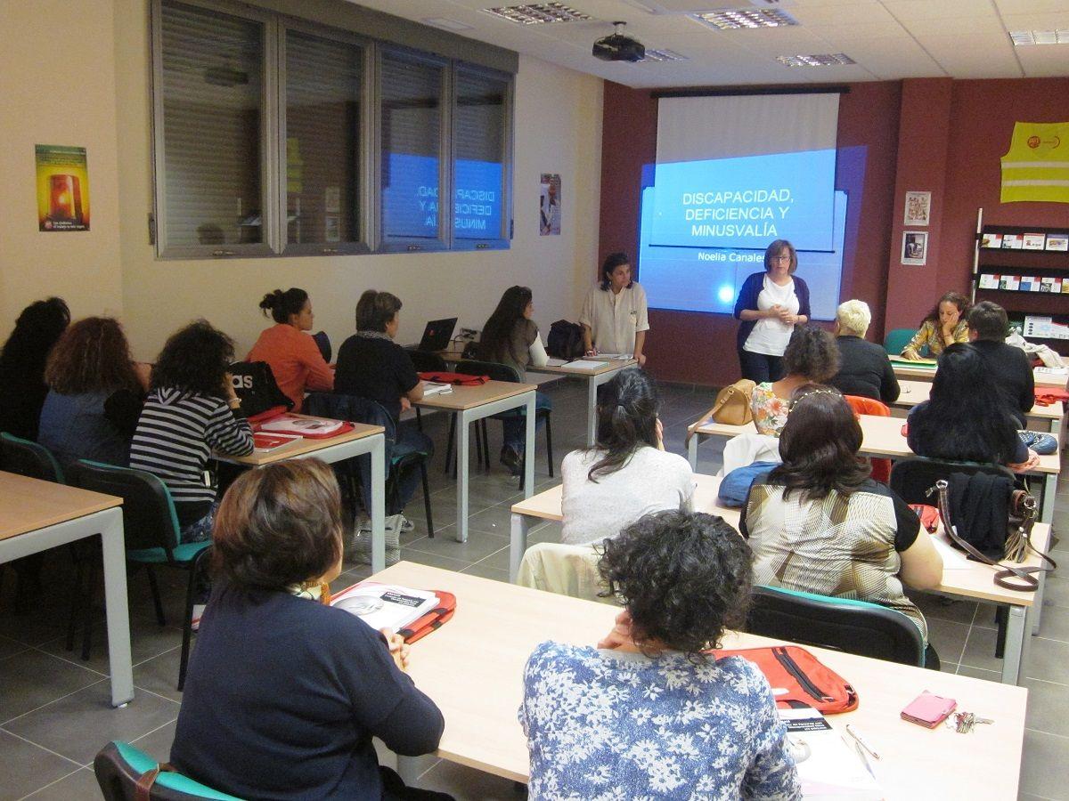 UGT Jaén imparte dos cursos de Formación Profesional para el Empleo en Linares