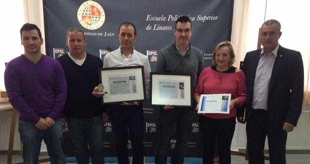 Jesús Cañas gana el IV Concurso Fotográfico de la EPS