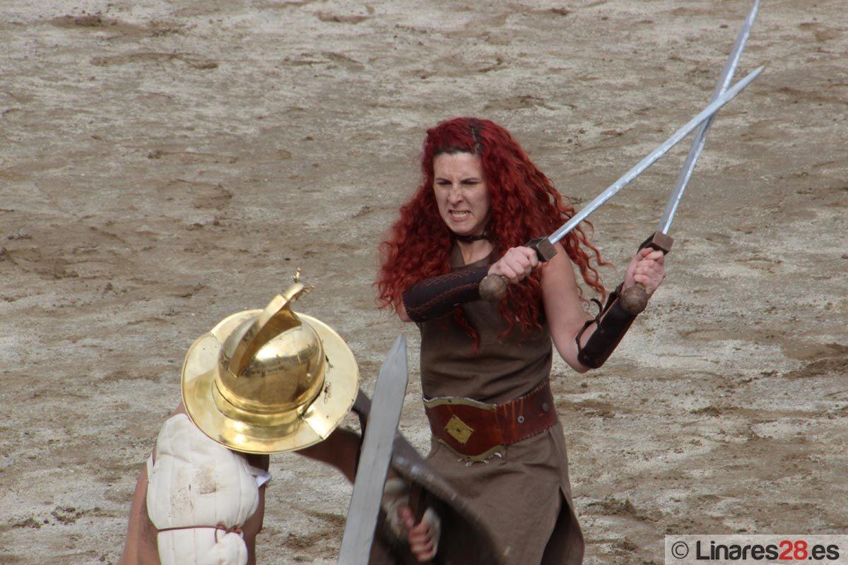 Las chicas también son guerreras