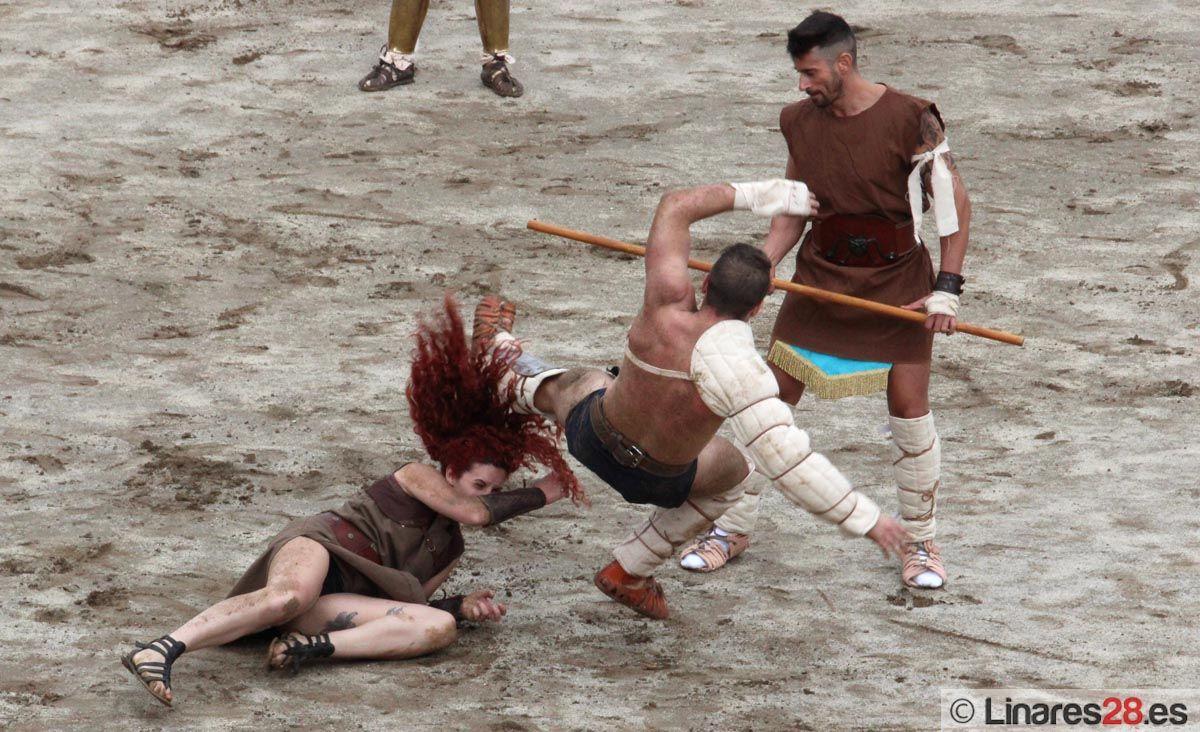 Cástulo revive su historia romana