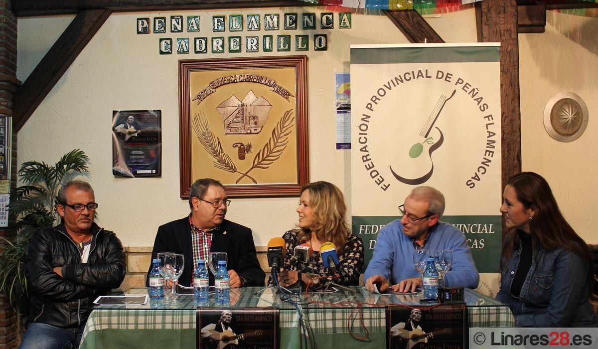 """Linares celebra hoy el """"Día del Flamenco en Andalucía"""""""