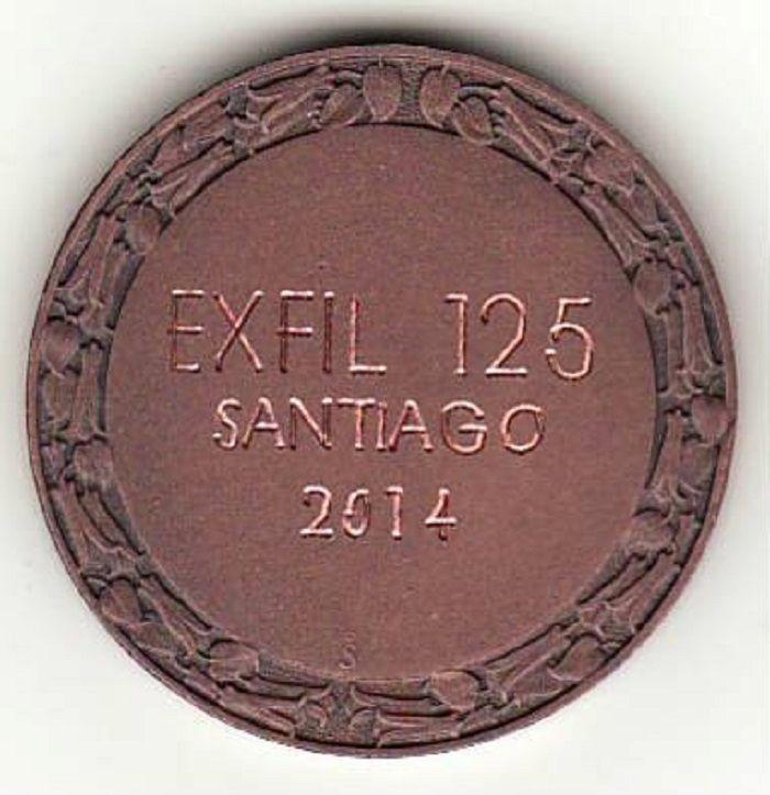 Reconocimiento internacional para el Círculo Filatélico y Numismático de Linares