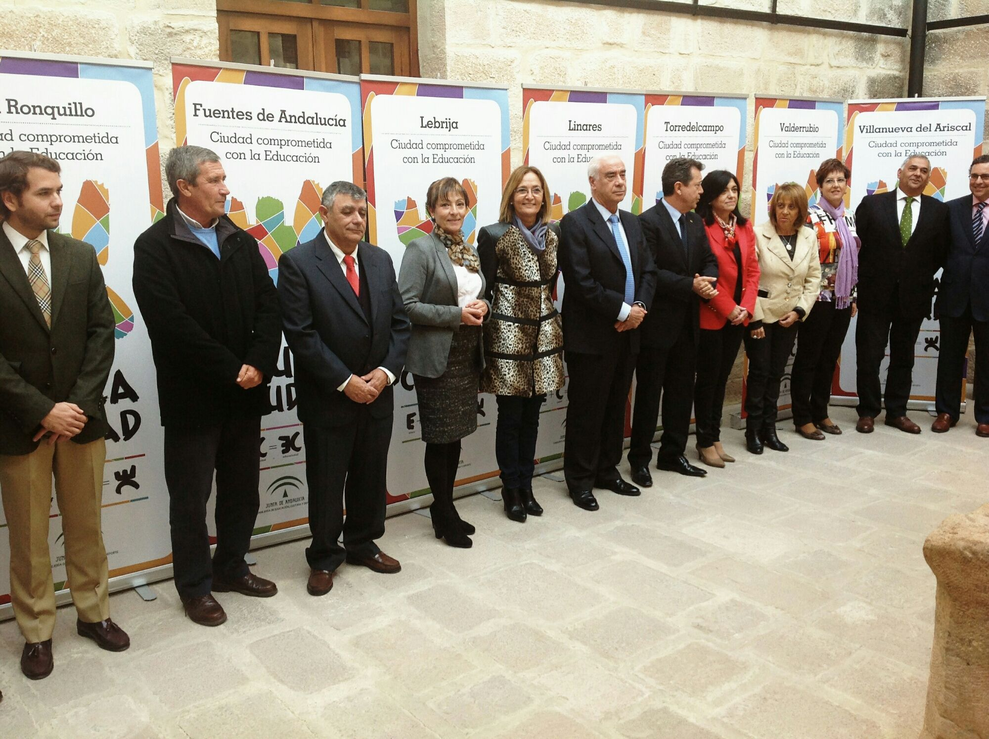 Linares recibe el premio EducaCiudad