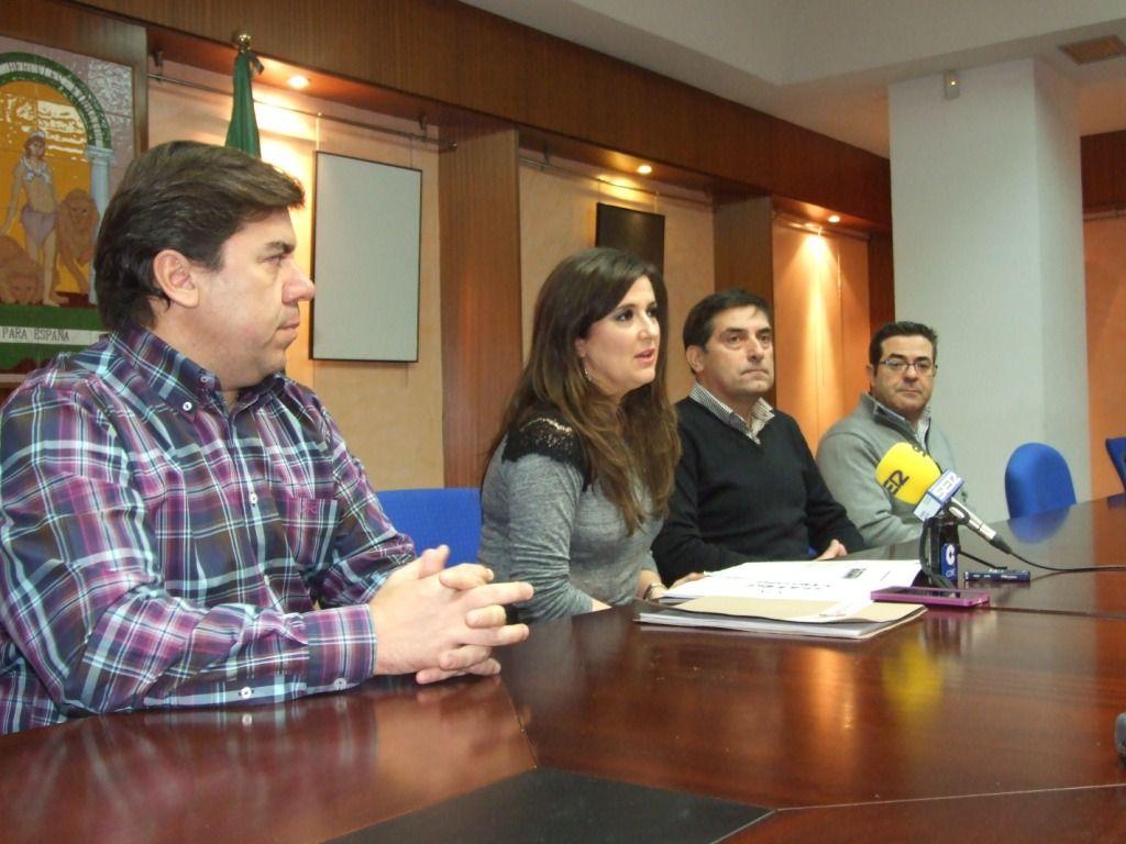 La Junta apoyará al CTM Linares a través del Programa Estrella Élite 2014-15