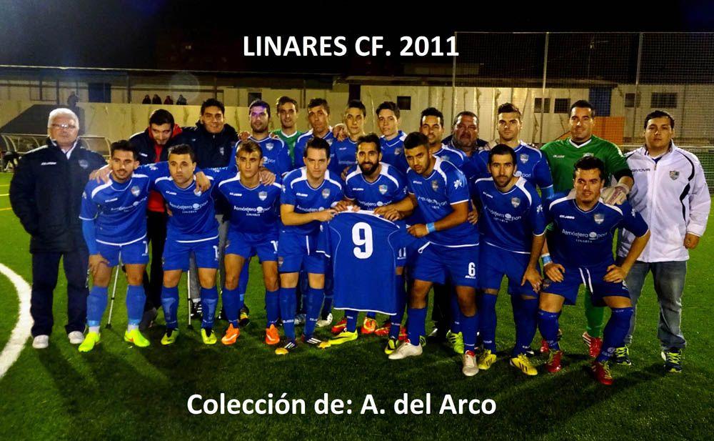 """LINARES CF. 201:1""""EL SEGUNDO CLASIFICADO A SEIS PUNTOS"""""""