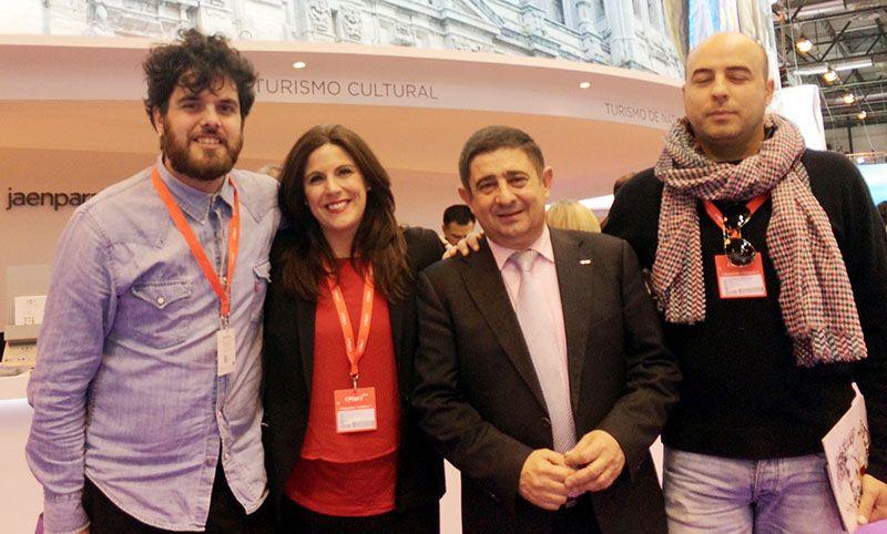 El linarense Carlos Buendía recibirá el apoyo de Diputación