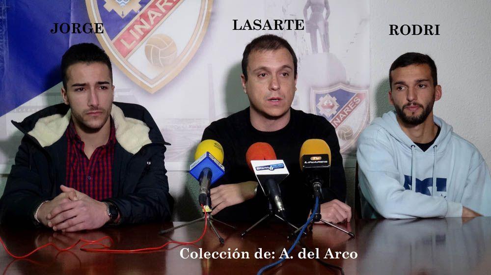 """El Linares Deportivo presenta a """"Jorge"""" Sánchez"""