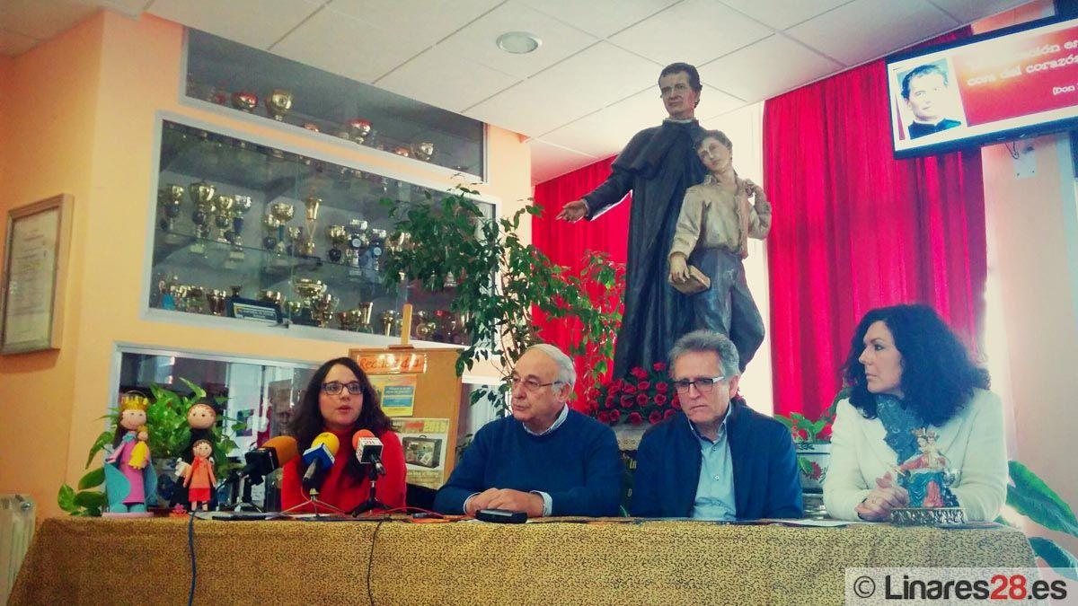 50 años de salesianidad en Linares