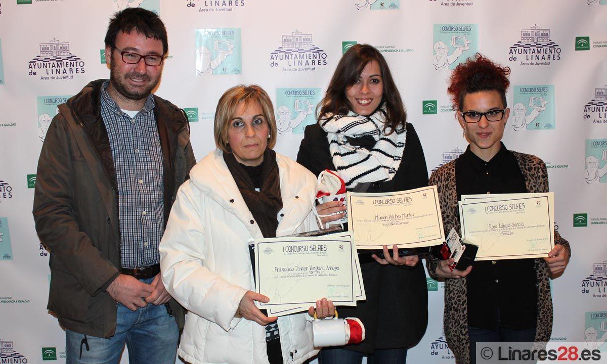 """Entregados los premios del concurso de """"selfies"""""""
