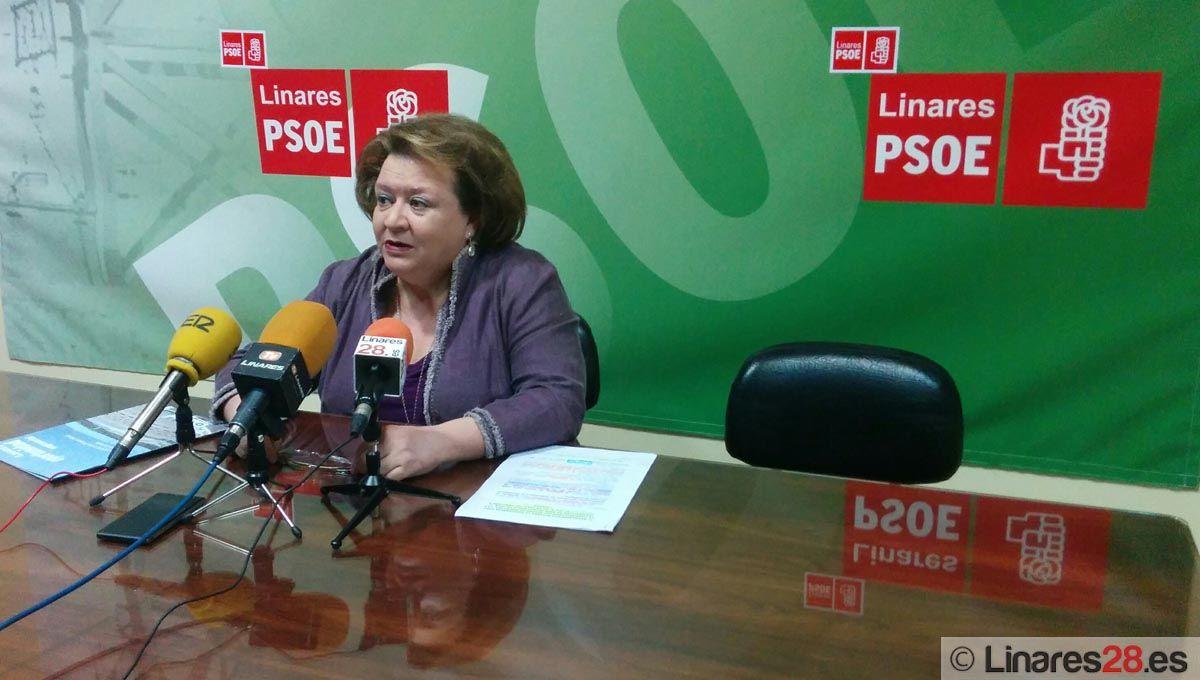 El PSOE de Linares exige la implicación del gobierno central en la reindustrialización de Linares