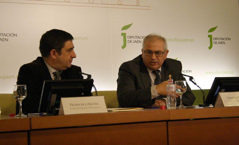 La Universidad de Jaén y la Diputación Provincial firman un convenio en materia de movilidad internacional, por el que se beneficiarán 60 estudiantes