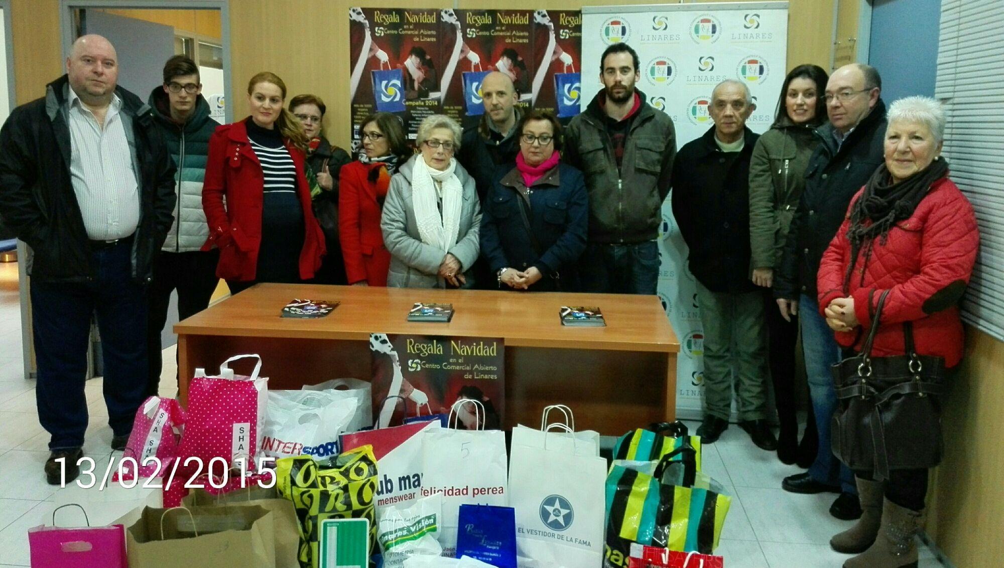 ACIL entrega sus premios de la campaña de Navidad