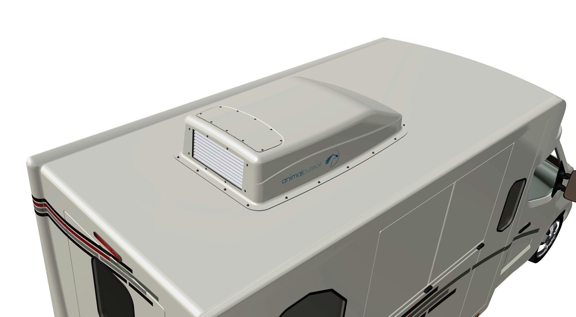 CETEMET desarrolla para 'Animalpureair' un nuevo sistema que suministra aire purificado al interior de vehículos de transporte