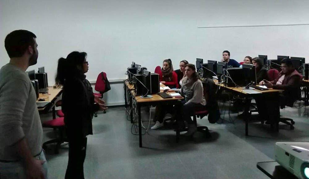 23 personas participan en el curso de Excel de Solidari@s Sport