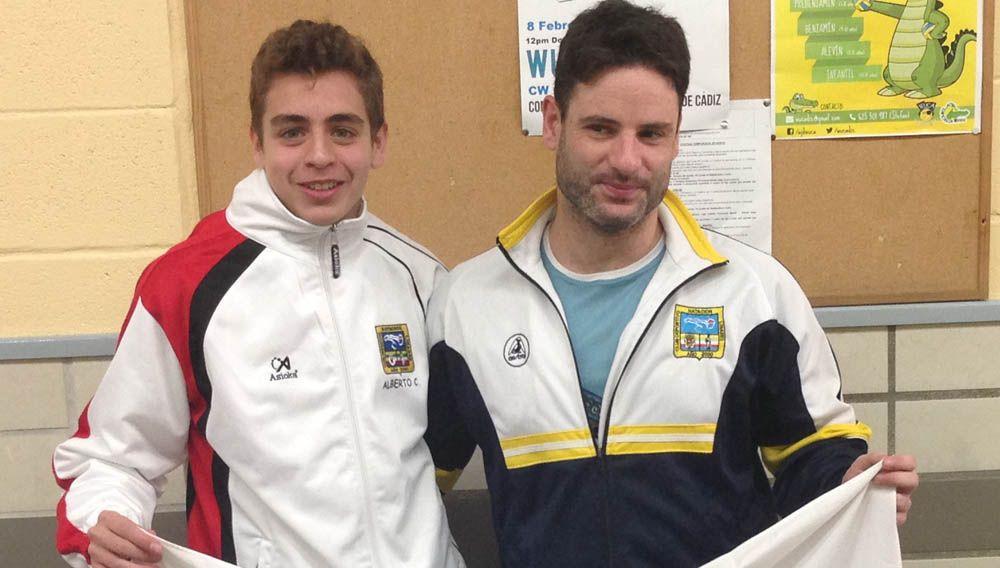 El Club Deportivo Natación Linares en el Campeonato de España infantil