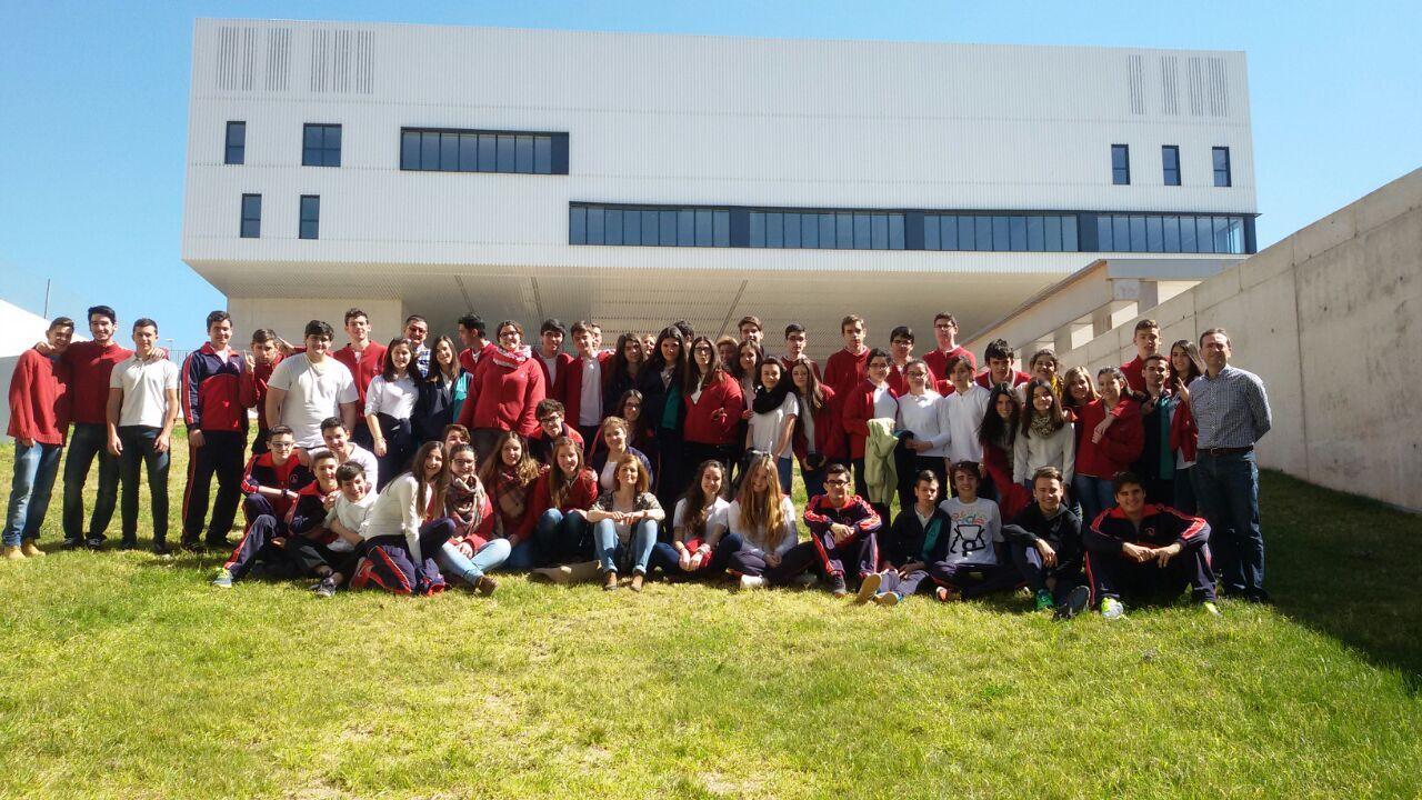 Continúan las visitas de alumnado de ESO al Campus Científico-Tecnológico de Linares