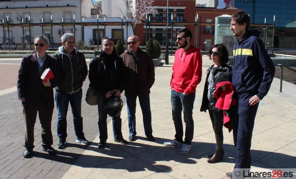 La Asamblea Pueblo de Linares llama a la participación en las Marchas por la Dignidad