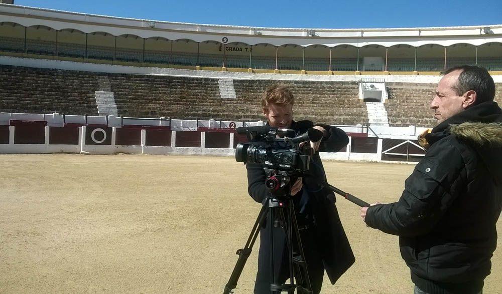 Linares, escenario de un documental sobre la leyenda de Manolete
