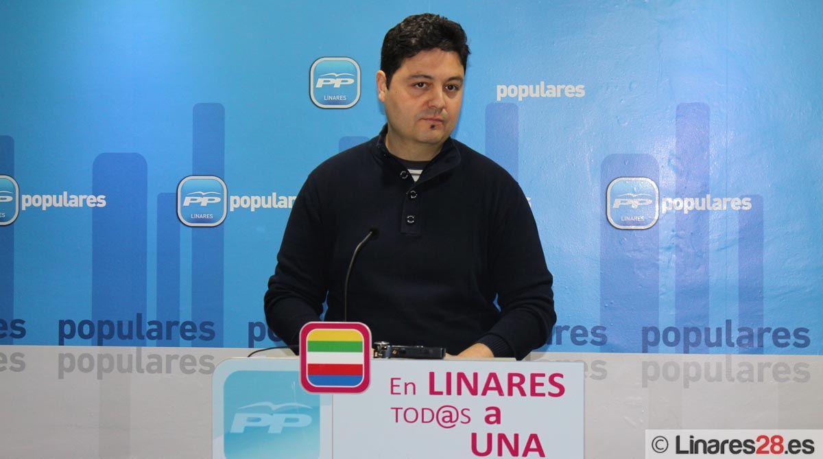 José Luis Roldán exige la dimisión del concejal socialista Joaquín Gómez Mena por su incompetencia en relación al retraso de las obras del CITPIC