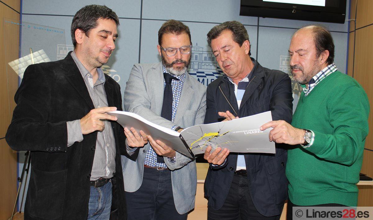 Un guión para la movilidad urbana en Linares