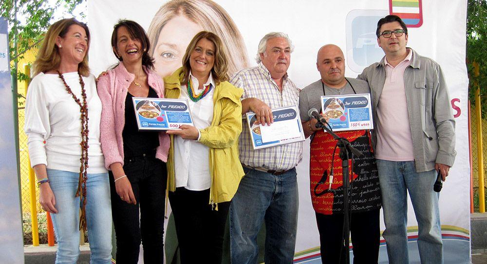 El Partido Popular congrega a un millar de personas con su 'II Concurso de Arroces Populares de Linares' consolidando este producto de Turismo Gastronómico
