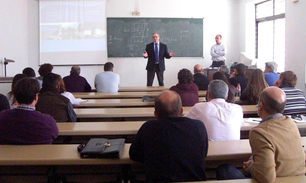 El Colegio de Minas imparte un curso sobre legislación de aguas