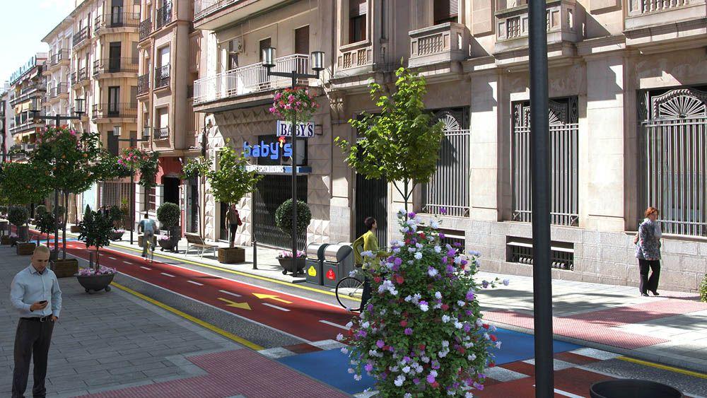 El Partido Popular presenta su Plan de Comercio para Linares