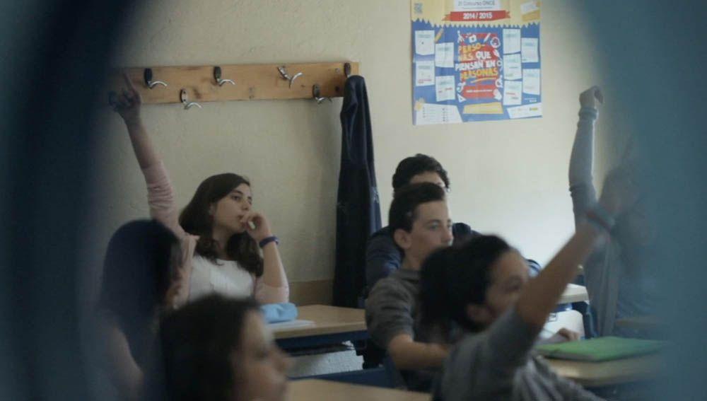 El IES Huarte de San Juan gana la fase provincial del Concurso Escolar de la ONCE y su Fundación