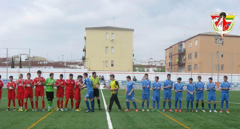 Los Cadetes del CD Almidas se clasifican brillantemente para la siguiente fase de la Copa Diputación