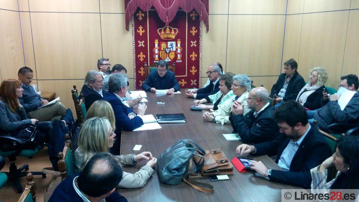 800.000 euros más para el Plan Urban de Linares