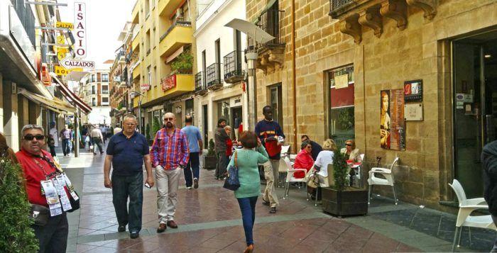 Pasaje del Comercio de Linares - CCA