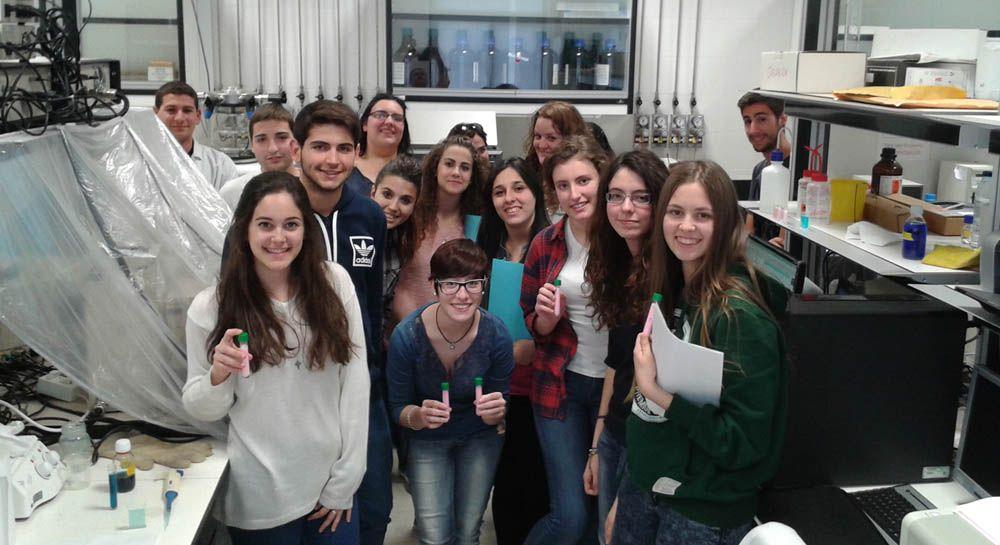 Estudiantes de Bachillerato y Ciclos Formativos participan en talleres específicos sobre Ingeniería