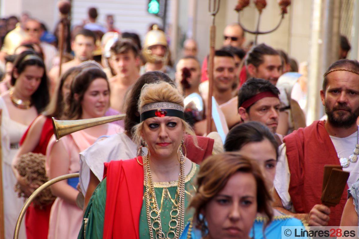 Turismo organiza talleres de vestimenta para las Fiestas de Cástulo