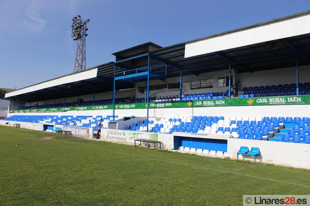 Más asientos para el Estadio de Linarejos