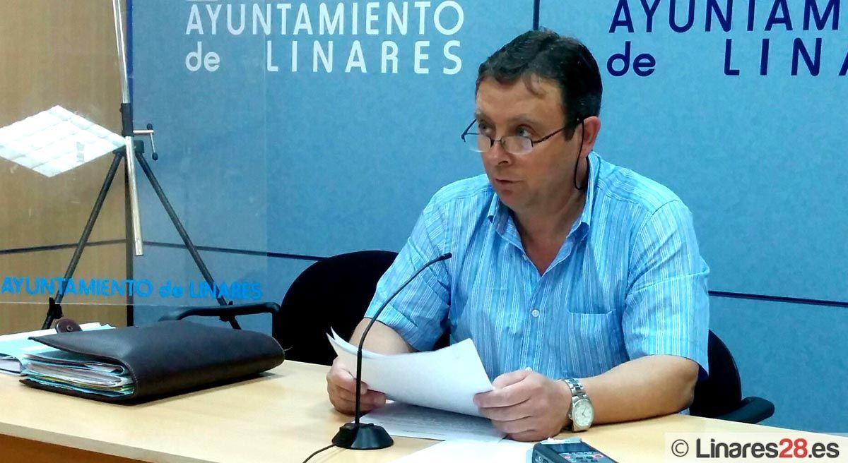 Francisco Ballesteros hace balance del Área de Educación